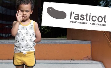 l'asticot...ethical kids clothing