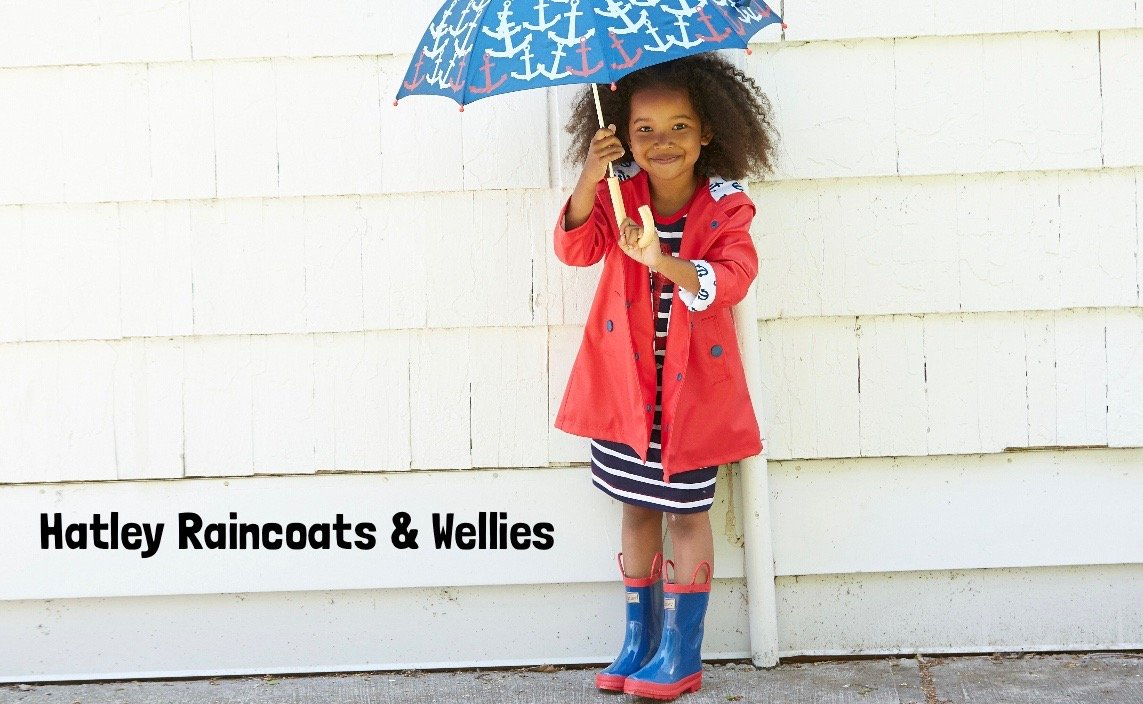 Childrens Raincoats