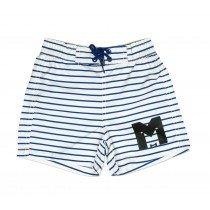 mini rodini - Stripe Swimshorts - Blue