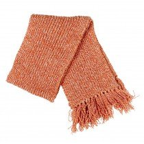 Kids case - lambswool knitted scarf
