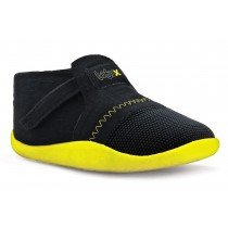 Bobux - Xplorer Freestyle - Black & Yellow