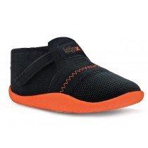 Bobux - Xplorer Freestyle - Black & Orange
