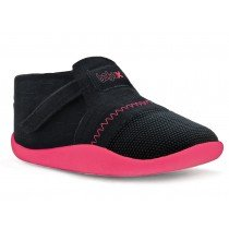 Bobux - Xplorer Freestyle - Black & Pink