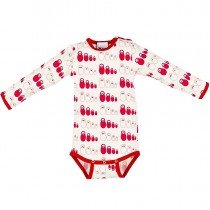 L'asticot - BODYSUIT - Red Pepper Pot