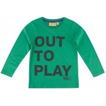 Boys&Girls - Out to Play Long Sleeve Organic T-Shirt