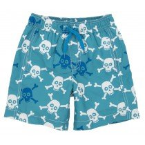 Hatley Swimwear - Boys Swim Trunks - Skulls