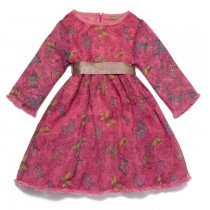 ilovegorgeous - Girls 4.46 Pink Party Dress