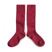 Collegien Socks - Knee High - Marsala