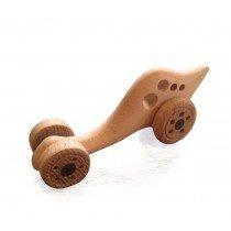 Toft Workshop - Wacky Races - Handmade Wooden Gift
