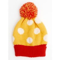 indikidual - SPOT - knitted bobble hat