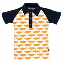 L'asticot - POLO SHIRT - fish