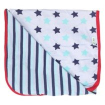 Lilly & Sid - Boys Stars & Stripes - Baby Blanket