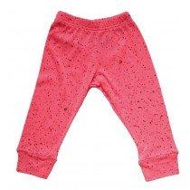 NUNUNU - Sprinkle Leggings in Neon Pink