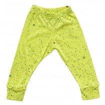 NUNUNU - Sprinkle Leggings in Neon Yellow