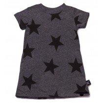 nununu - STAR A DRESS - Charcoal
