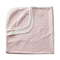 Purebaby - Floral Baby Blanket - 100% ORGANIC