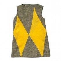 Sardinia Baby - Summer Dress - Picasso