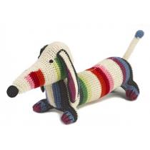 anne-claire petit - Crochet Dachshund