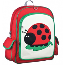 Beatrix New York - Big KId Back Pack - Juju the Lady Bug