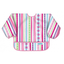 Bumkins Sleeved Bib - Ribbon