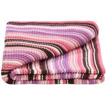 Lilly & Sid - Girls Knitted Blanket