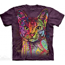 Mountain Face Russo Tees - Abyssinian