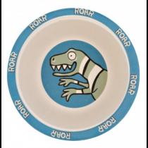 Hatley - Bamboo Bowl - Blue Dino