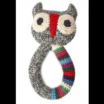 anne-claire petit - Crochet Owl Ring