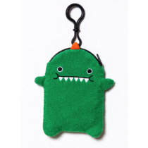 noodoll - green dino - gadget holder