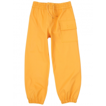 Hatley Splash Trousers - Yellow