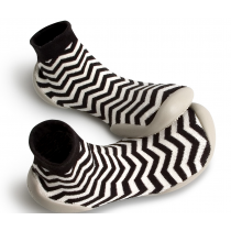 Collegien Slippers for Dad - Zig Zag