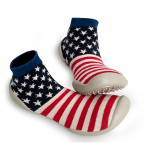 Collegien Slippers for Dad - Captain America