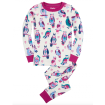 Hatley Pyjamas - Happy Owls