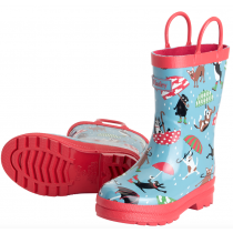Hatley Wellies - Raining Dogs