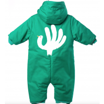 BOBO CHOSES Baby Winter Overall - Hand Trick