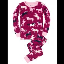 Hatley Girls Pyjamas - Fairy Tale Horses
