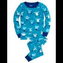 Hatley Boys Pyjamas - SKI MONSTER