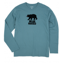 Mens Long Sleeve PJ Tee - HATLEY - Bear Naked