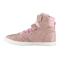 Hummel Trainers - Slimmer Stadil Glitter Sneaker - Lilas Pink