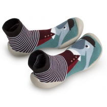 Collegien Slippers - Dandy Elephant