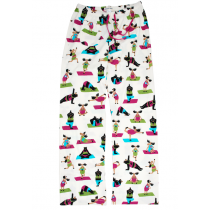 Womens PJ Pants - HATLEY - Yoga Bear