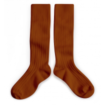 Collegien Socks - Knee High - Gingerbread