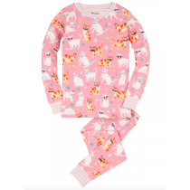 Girls Pyjamas - HATLEY Cool Cats PJs
