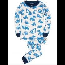 Boys Pyjamas - HATLEY Diggers PJ Set