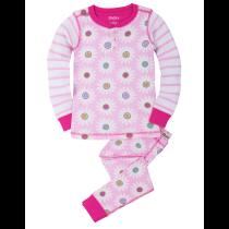 Girls Pyjamas - HATLEY Daisies PJs