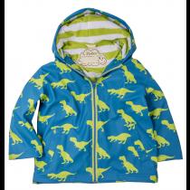 Boys Hatley Splash Raincoat - T REX