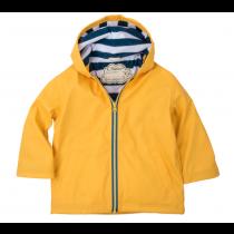 Boys Hatley Raincoat - Yellow Splash Jacket