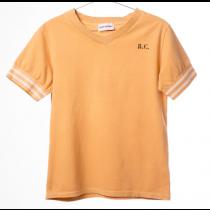 BOBO CHOSES - V Neck Tee Shirt - Jamaica