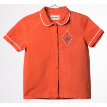 BOBO CHOSES - Girls Shirt with Piping - Legend