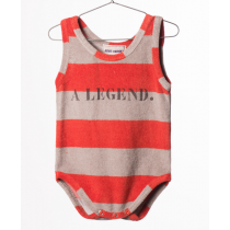 BOBO CHOSES BABY - Striped Terry Body - A Legend